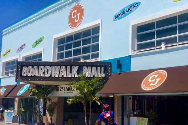 Boardwalk Mall To Expand