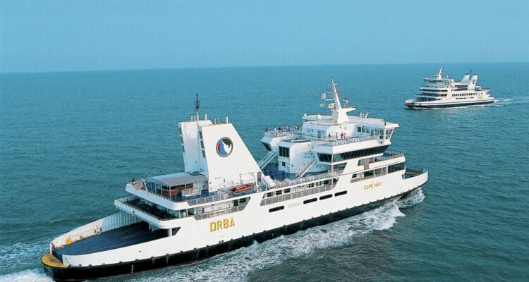 Cape May-Lewes Ferry To Get NEW Ship!