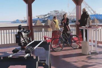 Movie Filming In Cape May + Wildwood
