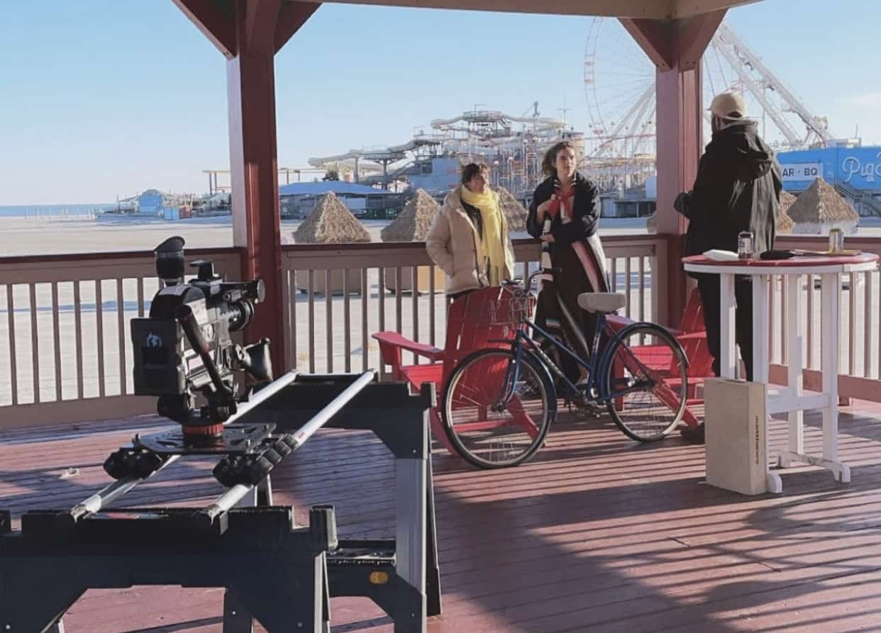 Movie Filming In Cape May + Wildwood
