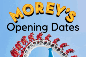 Morey's Piers 2021 Opening Dates