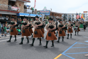 N. Wildwood's St. Patty's Day Parade Will NOT Take Place