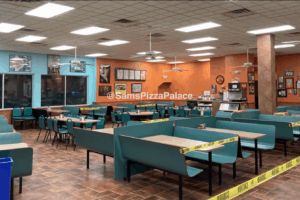 Sam's Pizza Brings Back Indoor Dining!