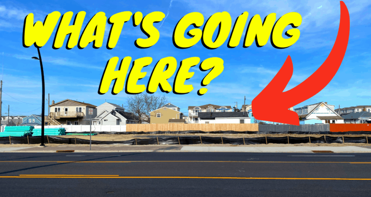 Answering What's Going Across From Wildwood's Wawa