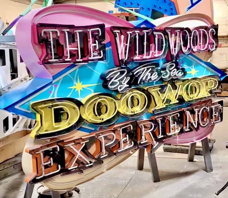 Doo Wop Museum Is Getting A New Neon Sign!