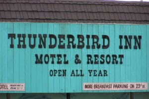 Remembering the Thunderbird Inn