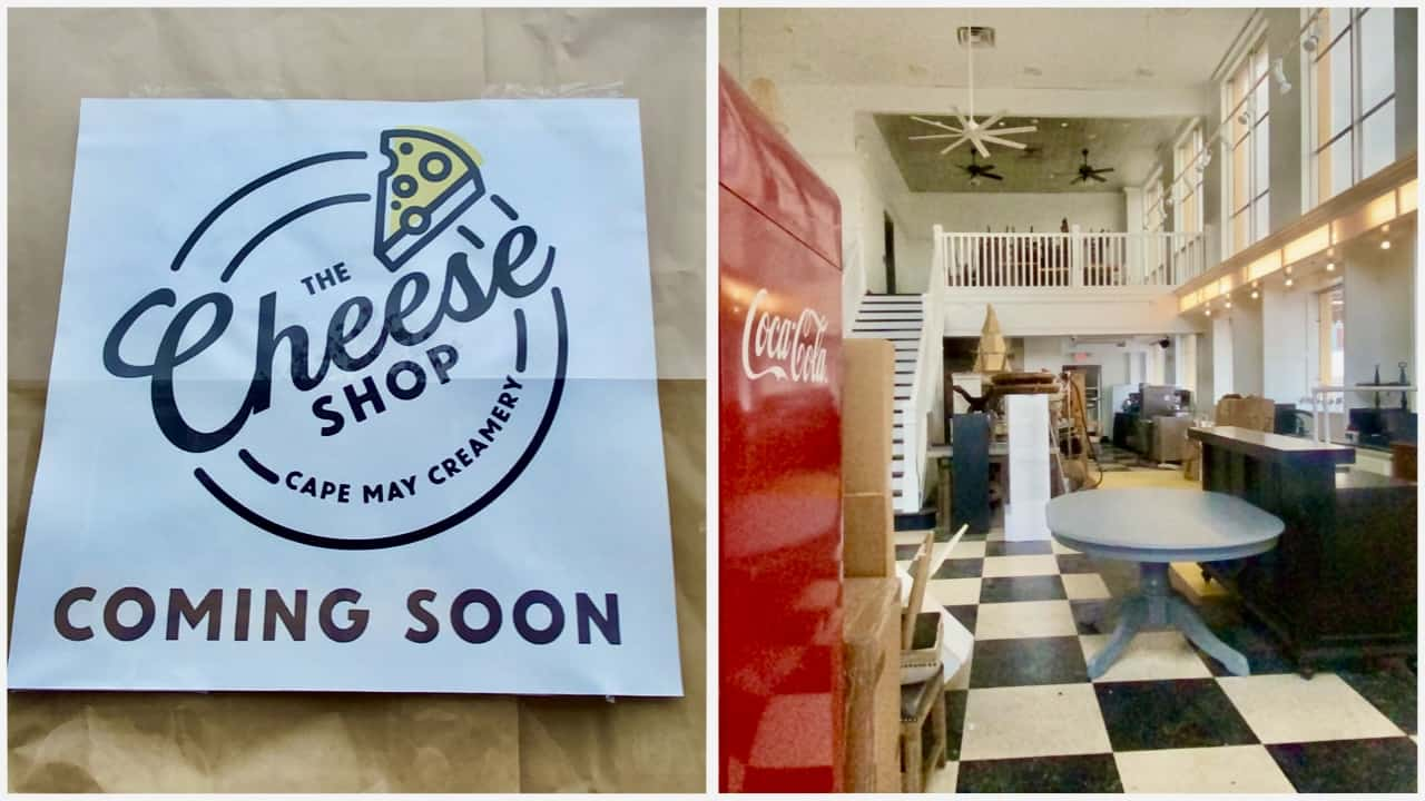 Two New Shops Coming To Cape May's Washington St. Mall