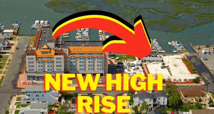 N. Wildwood's NEW High Rise, Ocean Bay Spires + More