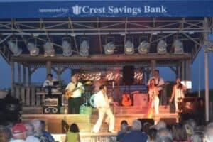 North Wildwood Concerts Under the Stars Schedule 2021!
