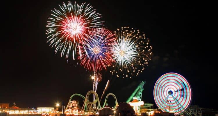 Wildwood Fireworks Are Back!!