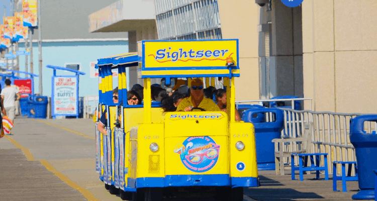Wildwood Tram Car Opening Date 2021