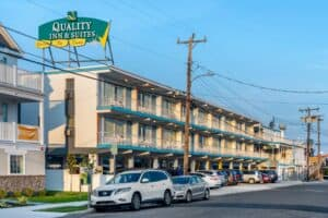 N. Wildwood's Quality Inn Changes Name!