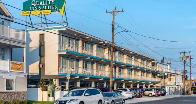 N. Wildwood's Quality Inn Changes Name!