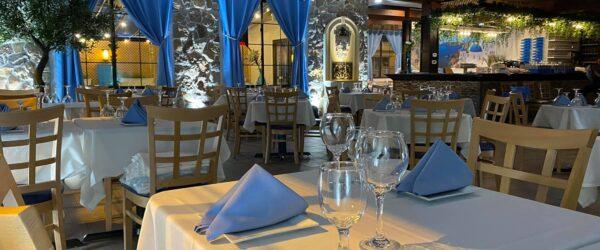 A Look Inside Wildwood's NEW Restaurant - Santorini