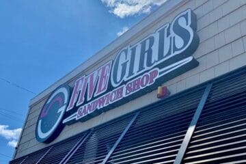 Five Girls Sandwich Shop To Hold Grand Opening