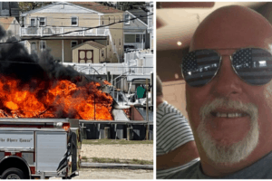 GoFundMe Page Put Together For Wildwood Fire Boat Victim