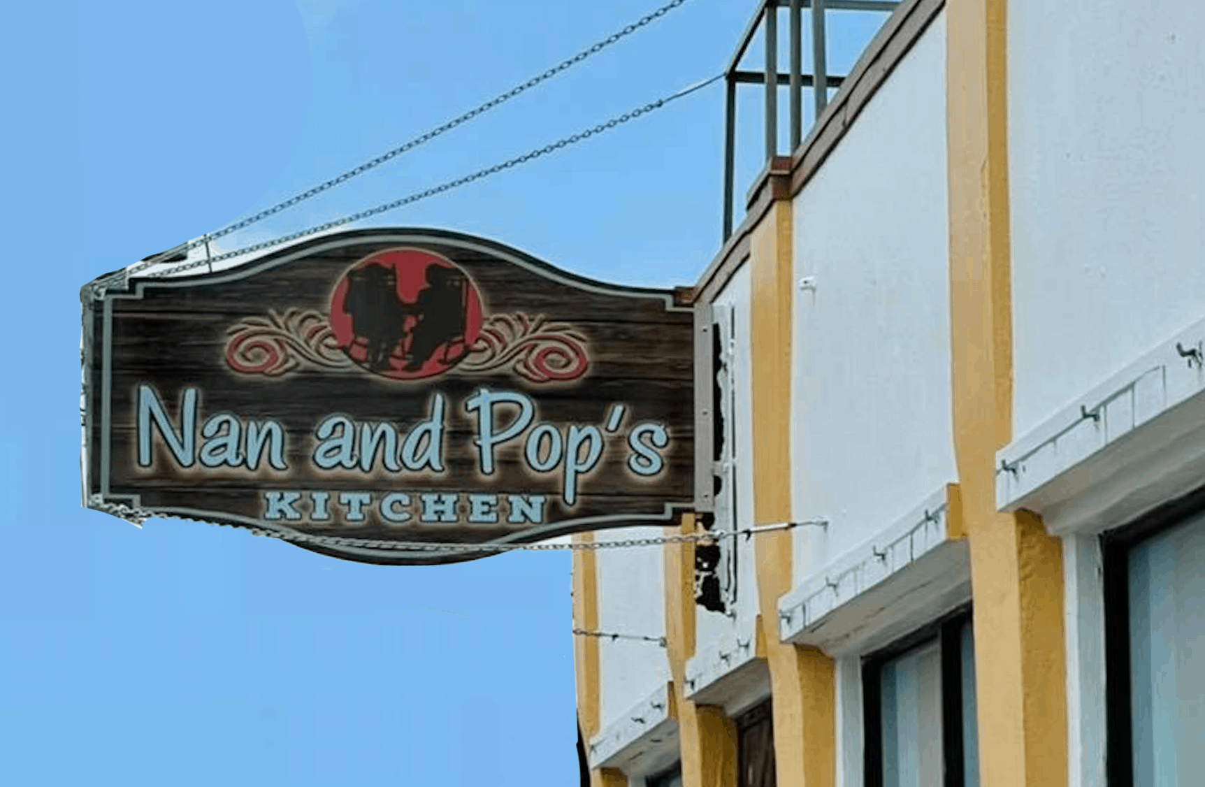 Nan and Pop's Kitchen Open Today!