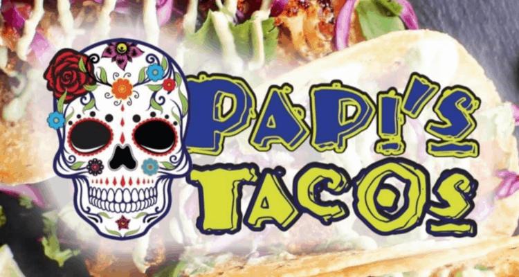 Papi's Tacos Is Now Open in Wildwood!!