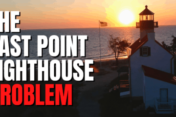 The East Point Lighthouse Problem