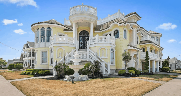 A Look Inside A Wildwood Crest Mansion