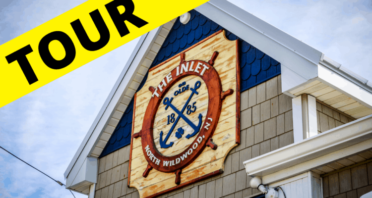 Exclusive Tour Of The Inlet - North Wildwood