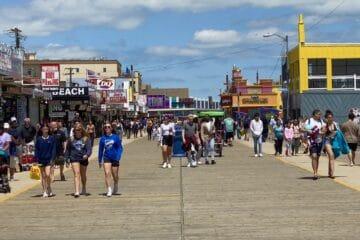 Answering: Is The Wildwood Boardwalk Open?