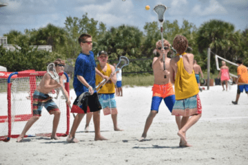 Morey's Piers Beach Sporting Events Are Back!