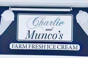 New North Wildwood Ice Cream Spot - Charlie & Munco's
