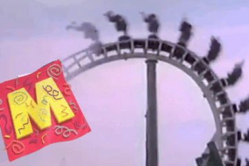 Retro Morey's Piers 1990s Commercials