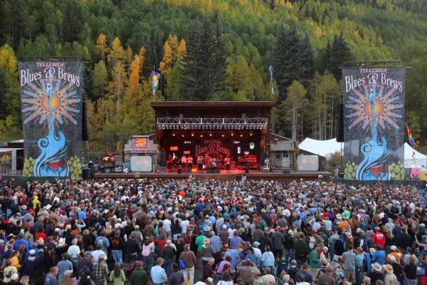 Colorado Events Calendar – Telluride Blues and Brews