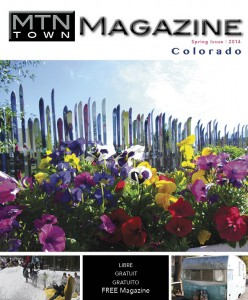 MTN Town Magazine Spring 2014 Cover