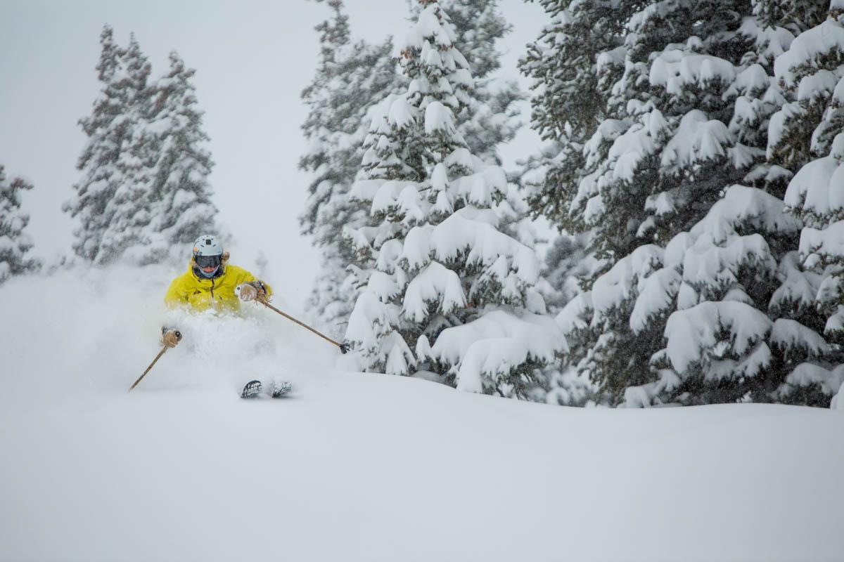 Skiing Aspen