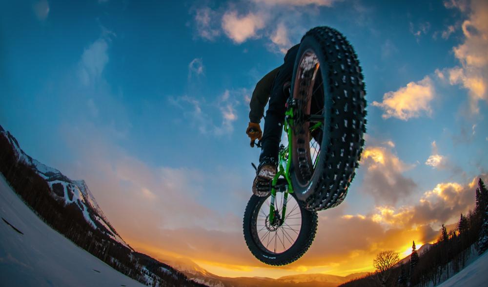 Fat Biking Trent Bona Photography