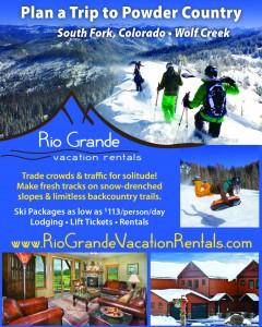 Rio Grande Vacation Rentals