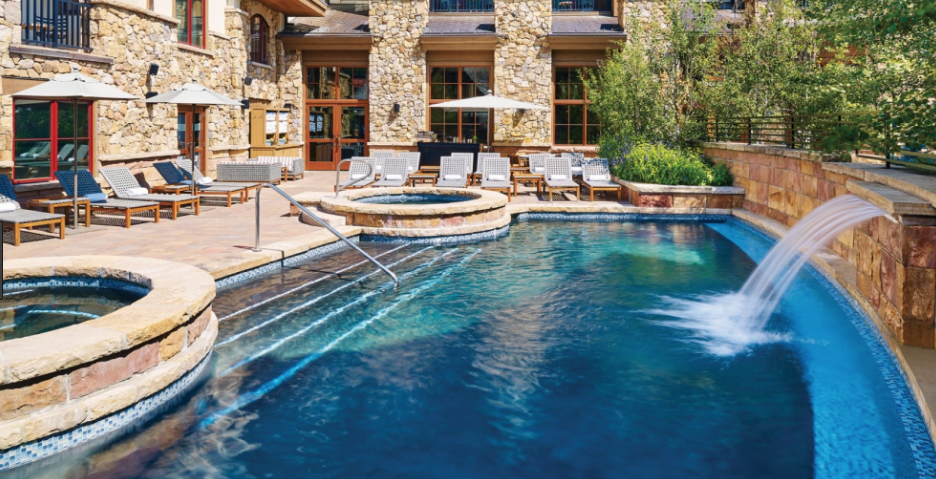 The Sebastian Pool