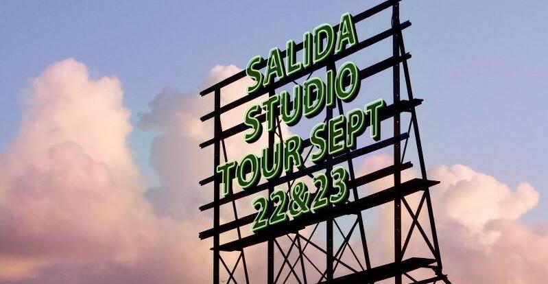 Salida Studio Tour Sign – Edited