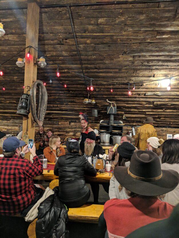 Top Mountain Town Restaurant's 2020