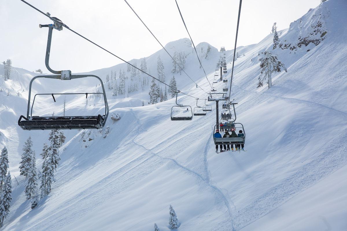 ikon pass snow