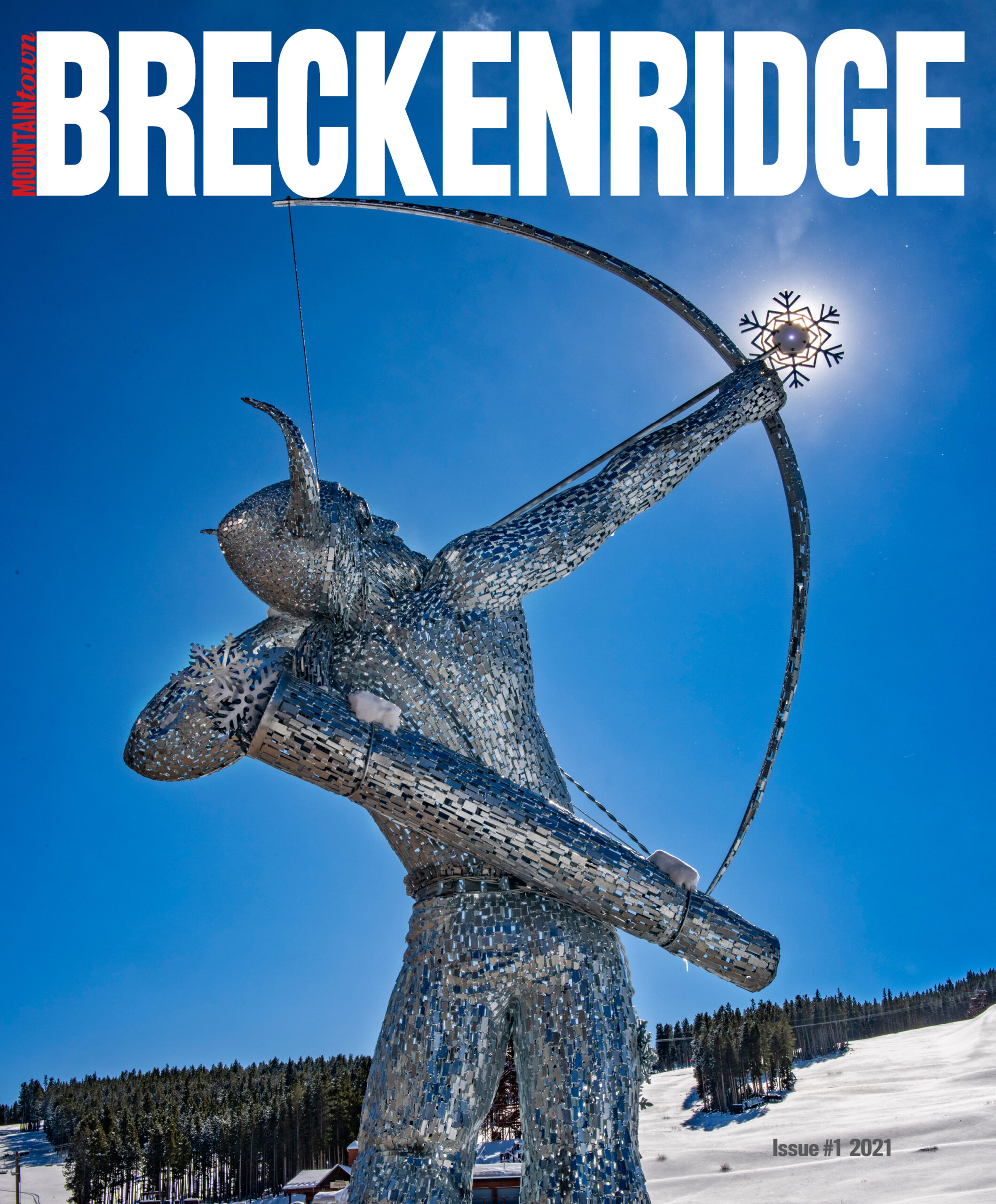 MountainTown BRECKENRIDGE Issue 1 Cover