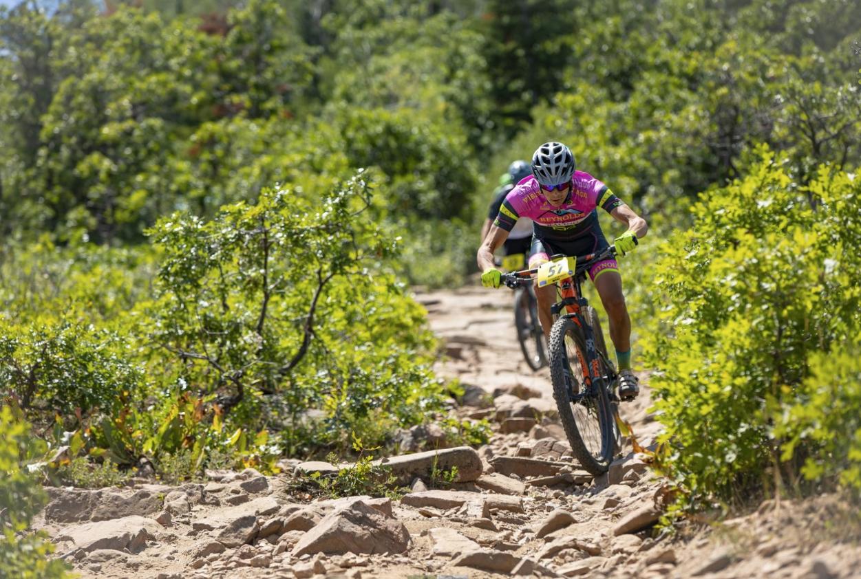 Honey Stinger Emerald Mountain Epic Biking