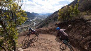 Glenwood Springs Mountain Biking scene is expanding its offerings