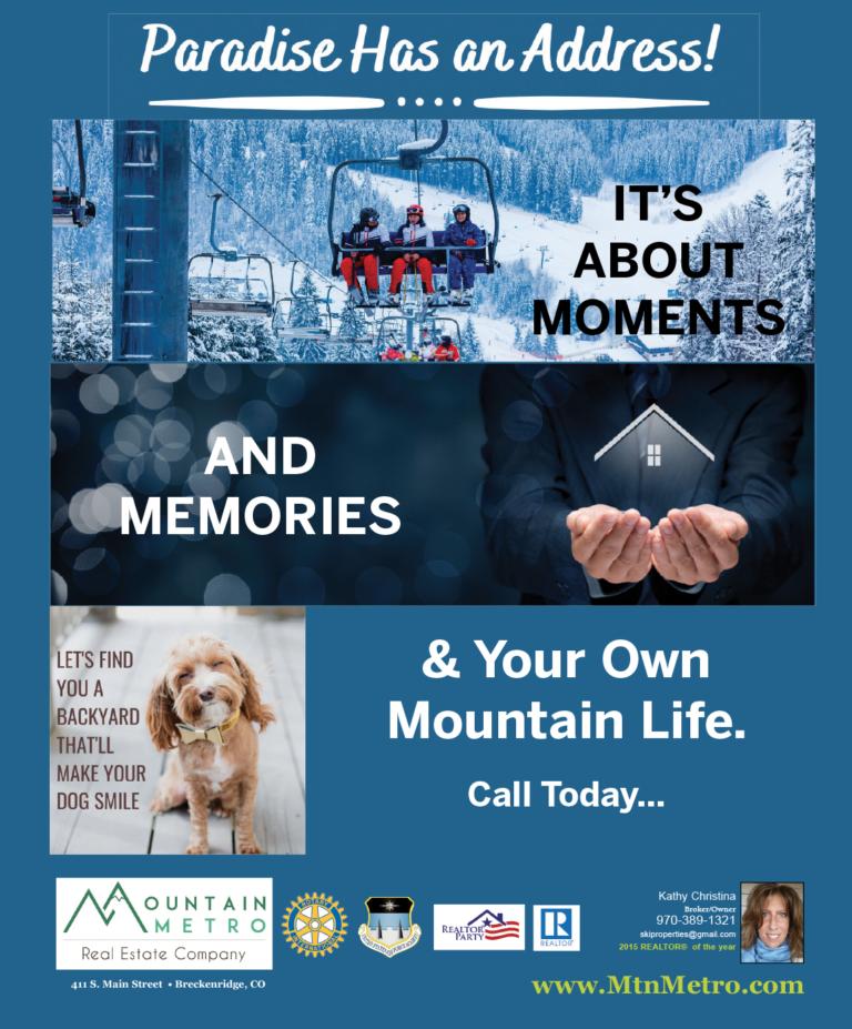 Kathy Christina Mountain Metro