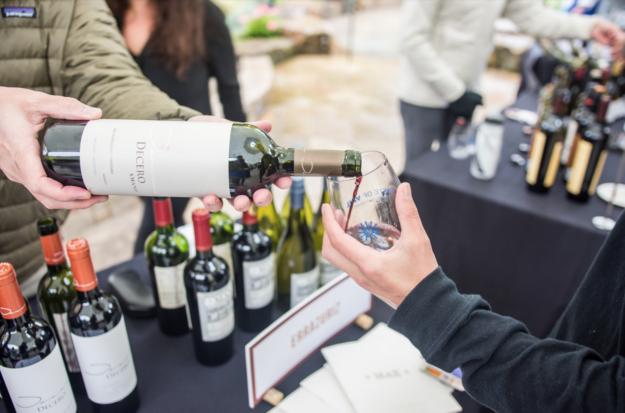 Wine Flows at the Taste of Vail