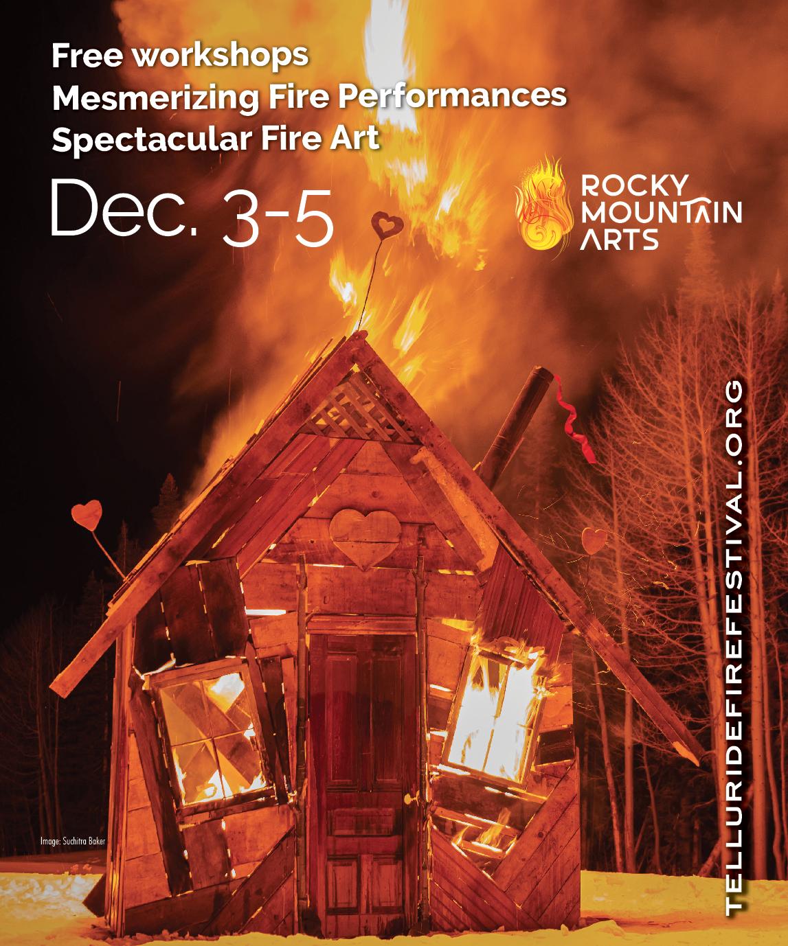 Telluride Fire Festival 2021