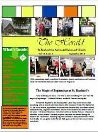September 2016 Herald