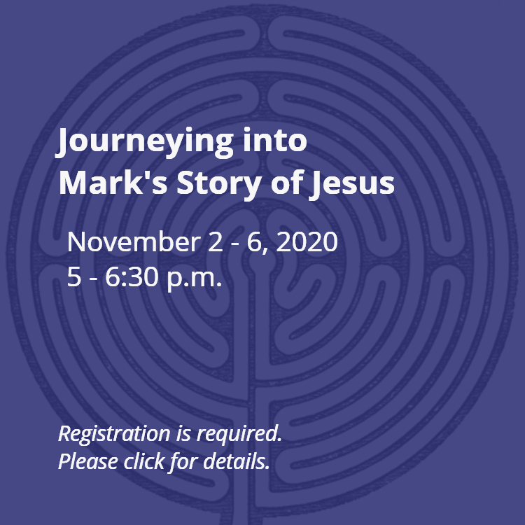 Journeying into Mark's Story of Jesus