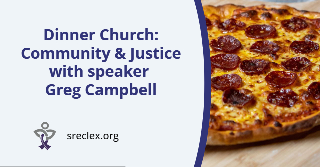 Dinner Church Community And Justice