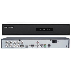 DVR 8 CANALES HIKVISION TURBO HD - 720P - DS-7208HGHI-F1