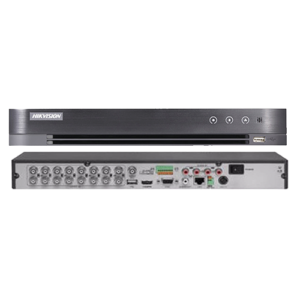 DVR 16 CANALES HIKVISION TURBO HD - 1080P - DS-7216HQHI-K2