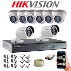 KIT CCTV HIKVISION DVR TURBO 16CH KIT-4